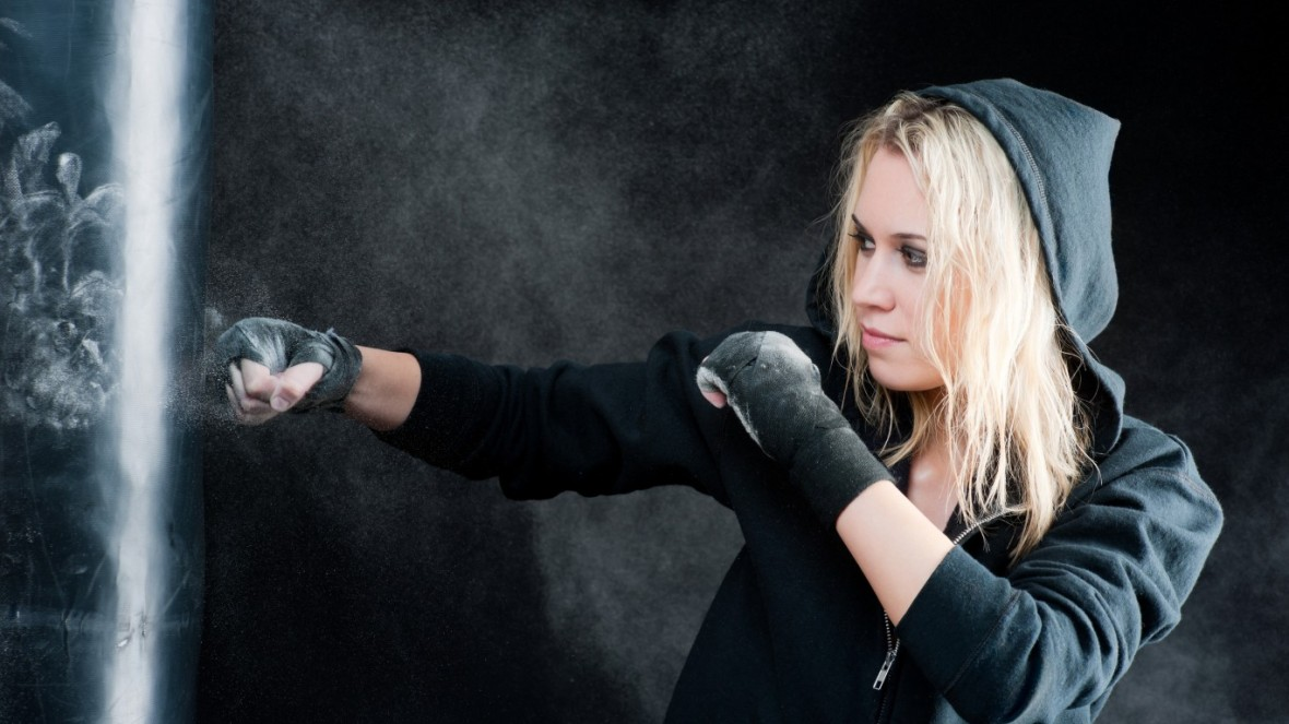 Women's Kickboxing Classes Western Sydney
